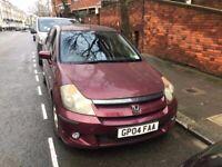 Honda, STREAM, MPV, 2004, Manual, 1998 (cc), 5 doors