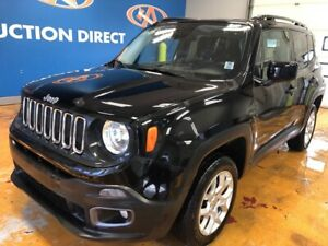 2015 Jeep Renegade North 4X4/ CRUISE/ AIR/ BLUETOOTH/ ALLOYS/...