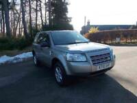 2010 10 LAND ROVER FREELANDER 2.2 TD4E S 4X4 CALL 07791629657