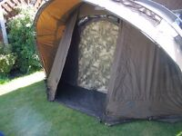 nash double top mk4 1man twin skin bivvy