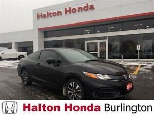 2014 Honda Civic EX|ACCIDENT FREE|ONE OWNER