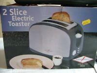 New Low Wattage 2 Slice Toaster