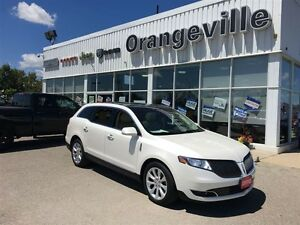 2013 Lincoln MKT ECOBOOST, AWD, HEATED AND COOL