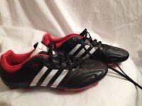 Adidas 11pro football boots size 7.5