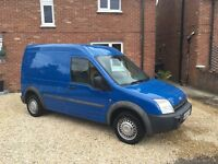 FORD TRANSIT CONNECT 1.8L