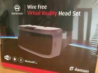 VR Wireless Bluetooth WiFi Android Headset