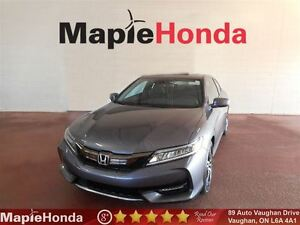 2016 Honda Accord Touring| Top Model Loaded, Immaculate Shape!