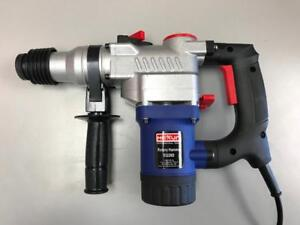 SDS PLUS ROTARY HAMMER DRILL, Chipper, Breaker, Concrete drill,Chisel,Scraper,Spade Brand new Warranty
