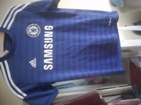 For 11/12year old chelsea fc,home top
