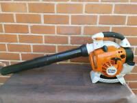 stihl bg86c 2012 handheld leaf blower in excellent condition.
