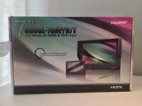 """Lilliput 668GL Field Monitor for DSLR HD Video Camera 1920×1080 HD LCD 7"""" HDMI."""