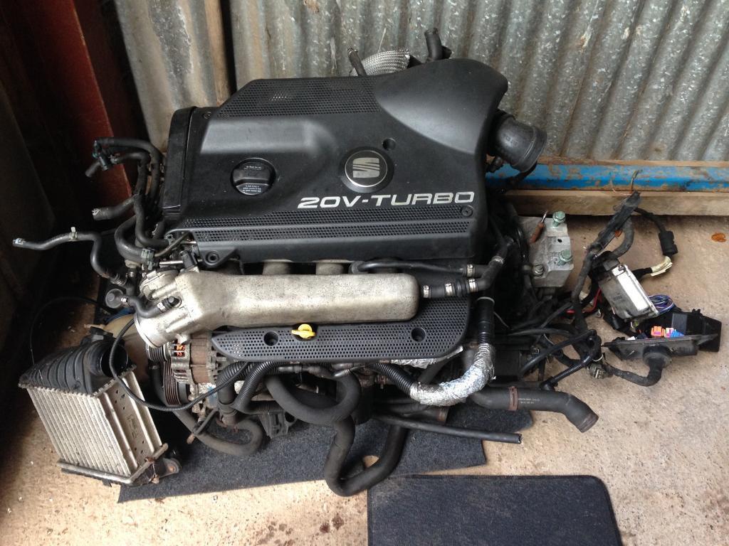 VAG 1.8T Engine Conversion Package Golf MK1 MK2 MK3 MK4 AUQ 180BHP ...