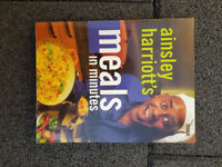 BBC Ainsley Harriott's Meals in Minutes by Ainsley Harriott [Hardback] Recipes