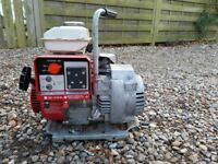 Honda EG550 Generator, Light camping use.