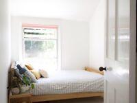 Habitat Solid Oak Double Bed Frame £150