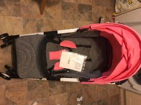 AIQI lightweight stroller