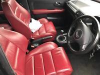 Audi 1.6 fsi sport leather