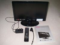 "19"" LED Digital TV model Logik L19LDIB11A"