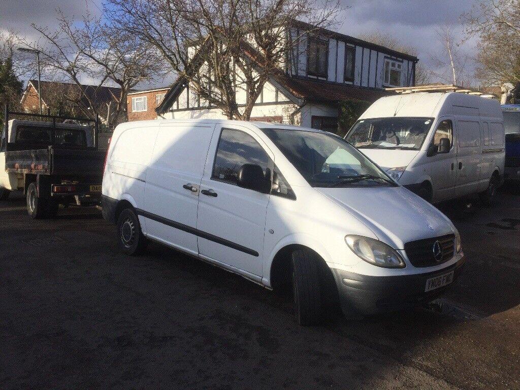 Mercedes veto van like transit Swb | in Surrey | Gumtree