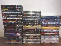 70+ DVD joblot