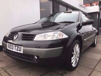 Renault Megane 2.0 VVT Dynamique 3dr PANORAMIC ROOF & FULL LEATHER