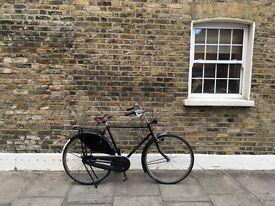 Men's Vintage Dutch Style Bike