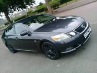Lexus GS300 Auto 2007 fully loaded Long MOT part exchange welcome recently service done