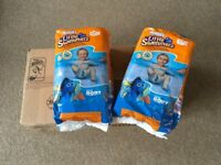 Swim nappies size 5-6