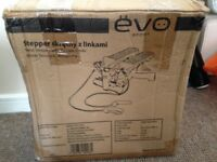 EVO TWIST STEPPER WITH BUNGEE CORDS