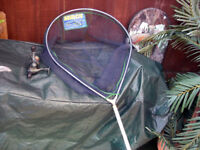 Middy Landing net and extending aluminium pole + XL technique 3000 reel