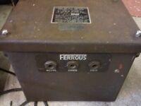 Wielder Ferrous 240v / does Arc Welding & contact brazing