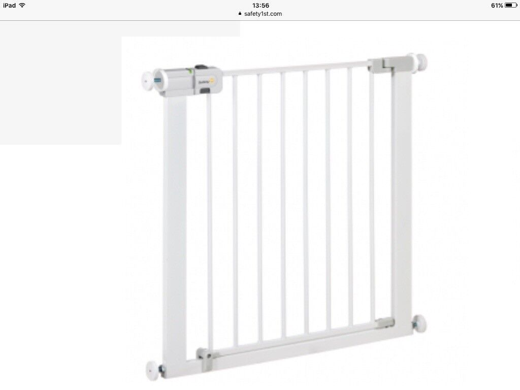 Safety 1st Safety Gates Excellent Condition Strong Metal U Shaped