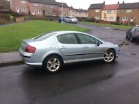 Peugeot 407hdi for sale