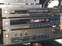 TECHNICS su-600 amp/cd player/tuner