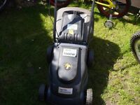 CHALLENGE XTREME LAWNMOWER