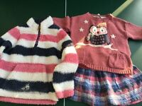 Girls outfit Fat Face aged 4-5