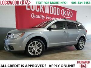 2015 Dodge Journey R/T - SNOW TIRES AND RIMS INCLUDED
