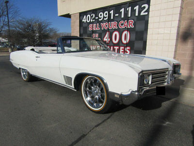 1968 Buick Wildcat  1968 Buick Wildcat Convertible 455ci V8 Automatic Power Top 20