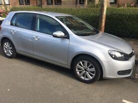 Volkswagen Golf Match TDI, 2 litre, 5 door, manual, silver, FVWSH, 63k miles