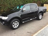 2012 Mitsubishi l200 warrior lb dcb di pick up