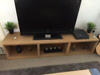 TV Unit with Matching Coffee Table