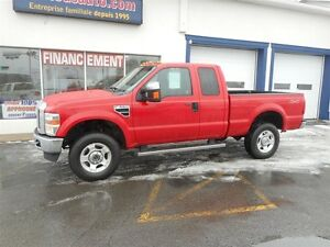 2010 Ford F-350 SUPER DUTY moteur  v10 6.8 litres condition comm