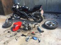 Sachs xtc racing 125