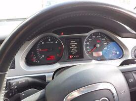 Audi 6 Avant 2.0 TDI , 106,000 mile, Semi Auto, Grey, Diesel, Estate, 2008, FSH, guarantee mileage