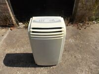 air conditioning unit ice cold