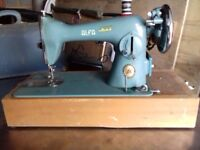 electric traditional sewing machine