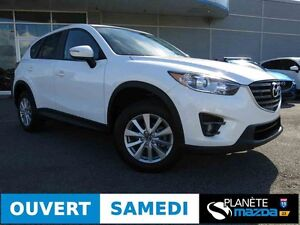 2016 MAZDA CX-5 AWD GS TOIT OUVRANT CAMÉRA RECUL