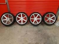 19 alloys ifg3 Audi seat vw skoda