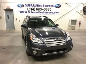 2014 Subaru Outback 3.6R Limited Cuir/Toit ouvrant/GPS