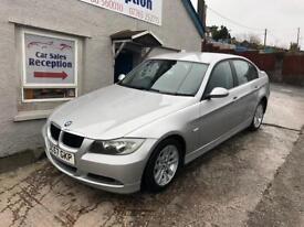 BMW 318d SE 4d SALOON FSH £2995!!!